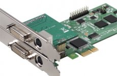 stocklot - HD Video Capture Cards Loop-Through Output HDMI,DVI,VGA, Components,AV, S-Video