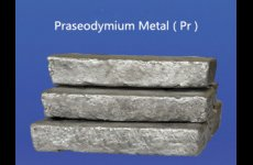 stocklot - Praseodymium Metal