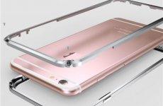 stocklot - Iphone 6 S Legend Aluminum Screw Phone Bumper