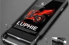 stocklot - Iphone 6 S Plus Blade Sword Aluminum Screw Phone Bumper