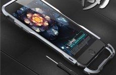 stocklot - Iphone 6 S Plus Incisive Sword Aluminum Screw Phone Bumper