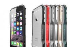 stocklot - Iphone 6 S Plus King Sword Aluminum Screw Phone Bumper