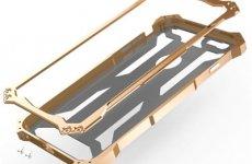 stocklot - Iphone 6 S Plus King Kong Aluminum Screw Phone Case