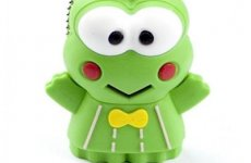 stocklot - Frog Cartoon USB Flash Drives