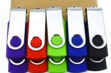 stocklot - Classic Swivel USB Flash Drives