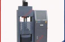 stocklot - 100Ton Microcomputer Control Electrohydraulic Servo Cement Concrete Rock Pressure Testing Machine