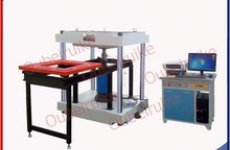 stocklot - YJG-H Series PC Controlled Manhole Covers Pressure Strength Testing Machine