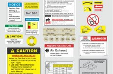 stocklot - Safety signs, Labels, Decals