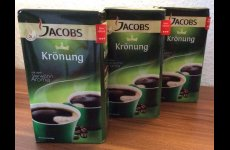 stocklot - Jacobs Kronung Ground Coffee 250g/500g