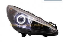 stocklot - Wholesale All Of Peugeot Auto Spare Parts Of Peugeot 308headlamp With ISO9001 Certification,anti-cra