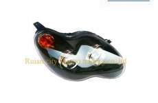 stocklot - Wholesale All Of BYD Auto Spare Parts Of BYD F0 Head Lamp With ISO9001 Certification,anti-cracking P