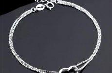 stocklot - 2016 New Stype Design For Women Wear-resisting Artistic Sterling Silver Bracelet