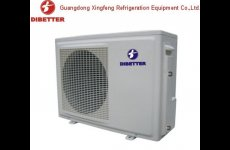stocklot -  high efficiency Certain air source heat pump /Chiller