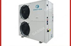 stocklot -  2KW high COP velocity air best conditioning/air source heating