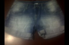 stocklot - Ladies Denim Shorts