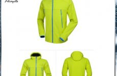 stocklot - Outdoor Water Proof Soft Shell Jacket For Men