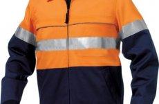stocklot - 2016 Class 3 Safety Uniforms Hi Vis Mens Reflective Work Jacekts