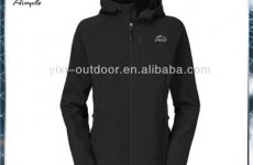stocklot - Womens Black Outdoor Jacket Sport Windbreaker Jackets