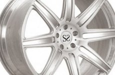 stocklot - Silver Forged Magnesium Wheel