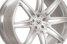 TradeGuide24.com - Silver Forged Magnesium Wheel