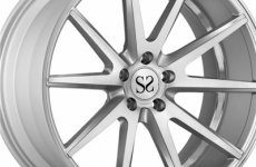 TradeGuide24.com - Silver Machined Forged Magnesium Wheel