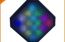 stocklot - New Rectangular Mini Portable Wireless LED Bluetooth Speaker For Mobile Phones
