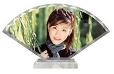 stocklot - Personalized Crystal Photo Frame