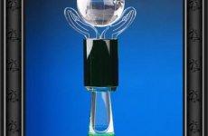 stocklot - Custom Design Glass Globe Award