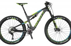 stocklot - Bicycle 2017 Scott Genius 710 Plus Mountain Bike