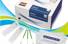 stocklot - Hepatitis Tests Medical system