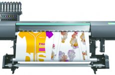 stocklot - ROLAND Texart XT-640 High-Volume Dye-Sublimation Printer