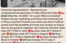 TradeGuide24.com - Commercial representation